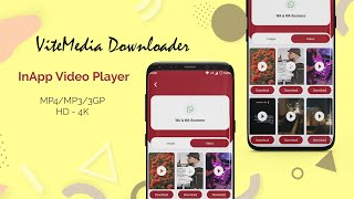 VidMedia: Free Video Downloader App - Status Saver screenshot 3