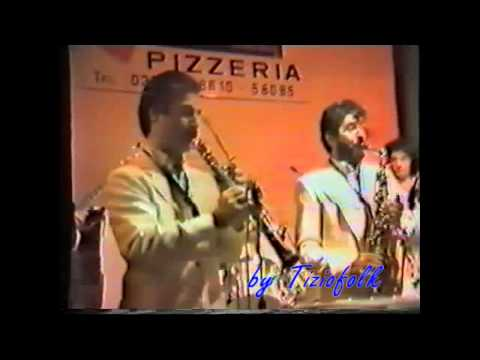 CLAUDIA mazurka eseguita nel 1985 dall'orchestra CARLO BAIARDI