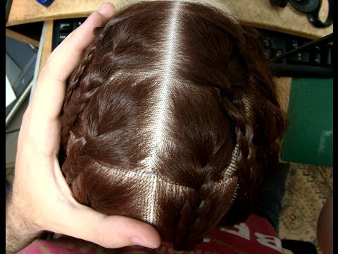 Custom Order - Full Lace Synthetic Wig #33