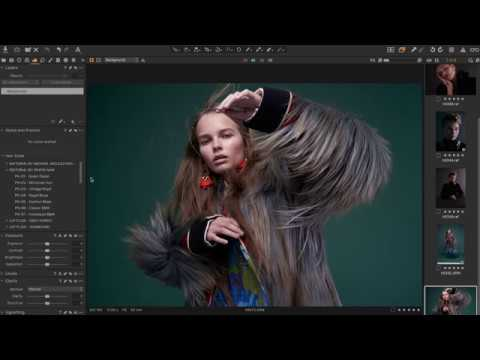 Capture One Highlights | Editorial Color Grading Styles by Pratik Naik