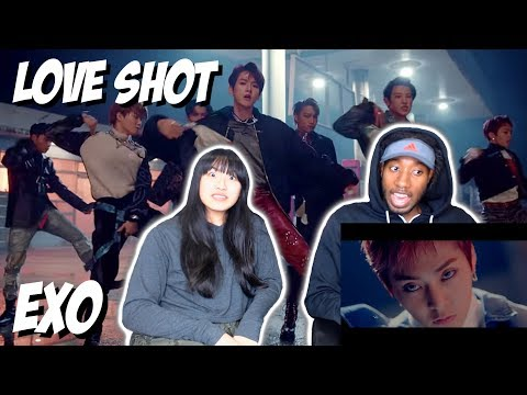PROOF THAT EXO IS FROM ANOTHER UNIVERSE!! | EXO 엑소 - LOVE SHOT | MUSIC VIDEO REACTION