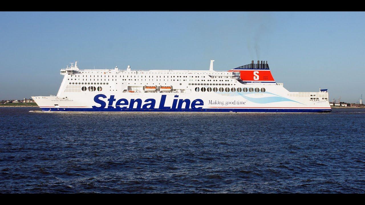 Stena Line Full Guide 2015 Oslo Frederikshavn
