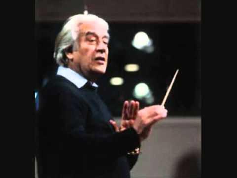 """Sergiu Celibidache """"Overture Leonore III""""  Beethoven"""