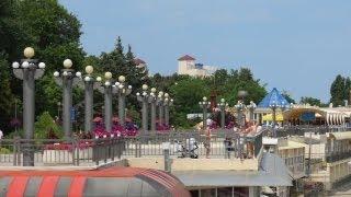 видео Достопримечательности города-курорта Анапа