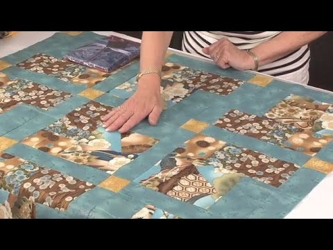 Take 5 Fabrics With Valerie Nesbitt (taster Video)