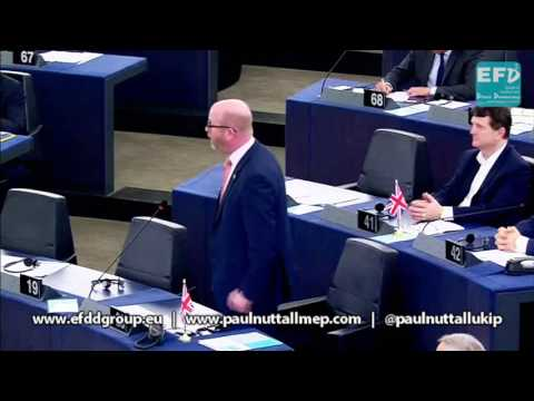 A solution to prevent Gibraltar being used as a pawn in Brexit talks - UKIP Leader Paul Nuttall