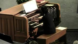 Postlude in C Minor, by George Blake