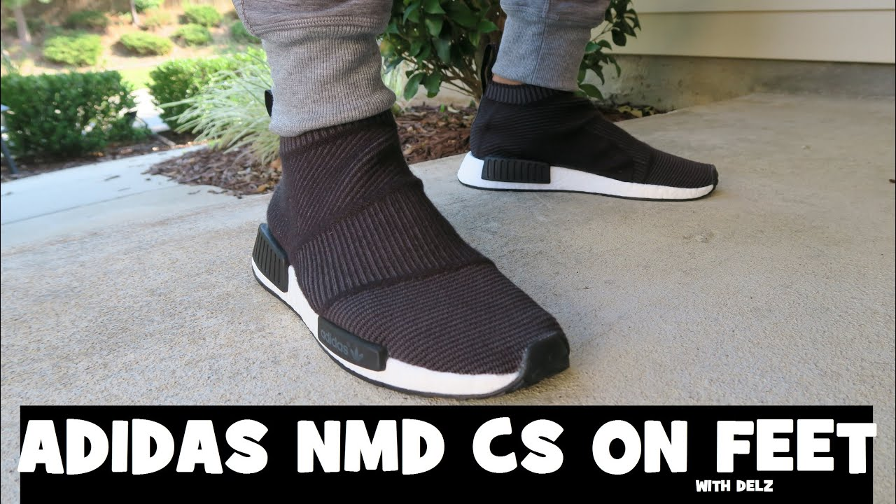 Adidas NMD City Sock 2 PK Grey Black