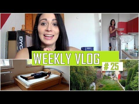 WEEKLY VLOG #25 | Redwood Love, Neue Bücher, Die Wohnung wird wohnlich