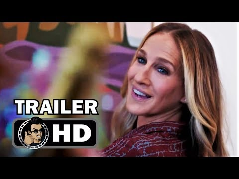 DIVORCE Season 2 Official Trailer (HD) Sarah Jessica Parker HBO Series