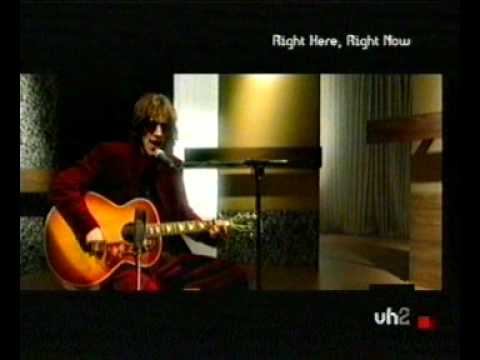 Richard Ashcroft  A Song for the lovers acoustic for MTV
