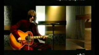 Video Richard Ashcroft - A Song for the lovers (acoustic for MTV) download MP3, 3GP, MP4, WEBM, AVI, FLV November 2018