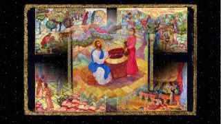 Библейский цикл, лаковая миниатюра.(, 2012-05-31T07:01:42.000Z)