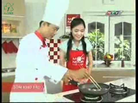 MON NGON MOI NGAY - TOM KHO TAU