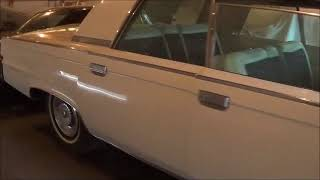 1964 Chrysler Imperial first start after long storage