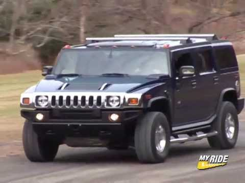 Review: 2007 Hummer H2 - YouTube