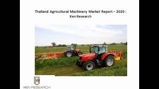 Thailand Agricultural Machinery Market |Thailand Rice Transplanter Industry,