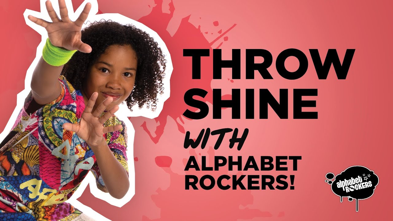 THROW SHINE with Alphabet Rockers | Anti-Racism Music for Kids & Families | Dance and Sing