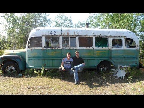 Magic Bus Alaska