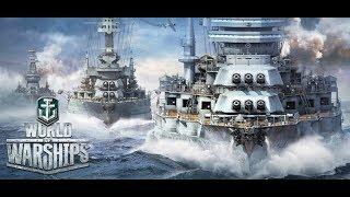 world of warshipsをBとかきたれさんとやるよ!