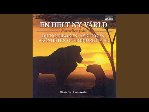 The Lion King: Can You Feel the Love Tonight (arr. for orchestra)
