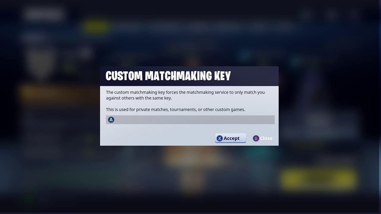 easy custom matchmaking fortnite dating girl 9 years older