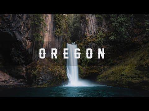 Oregon 4K Cinematic