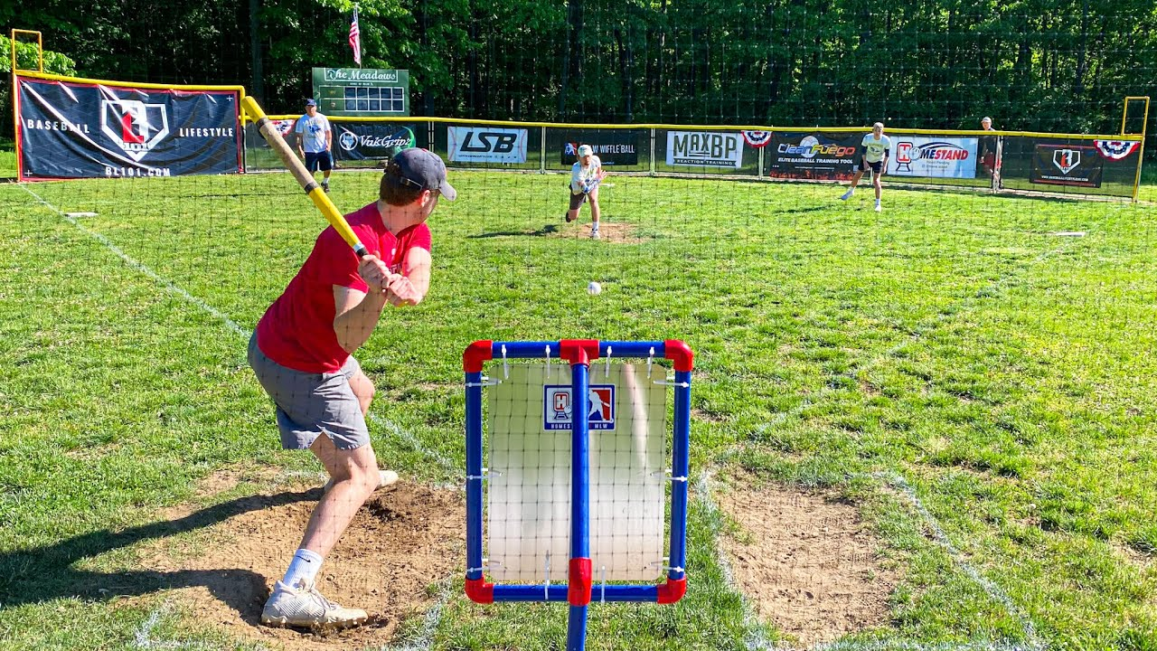 COBRAS vs. EAGLES   MLW Wiffle Ball 2021