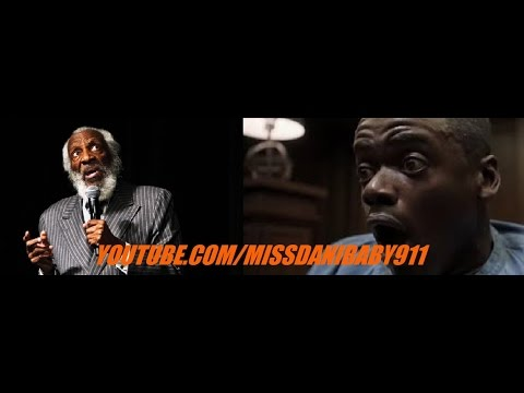 "DICK GREGORY: ""GET OUT"" MOVIE, PROGRAMMING SYMBOLOGY, HARMFUL CULTURES & SUBCONSCIOUSNESS"