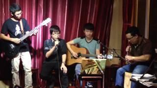 [Guitar Cover] Chỉ vì anh quá yêu em - Davas Moon Coffee