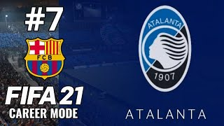 We take on atalanta in the first of round 16 champions league.difficulty: legendaryhalf length: 4 minutescompetitor mode: