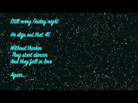 Joel Crouse- Why God Made Love Songs (Lyric video)