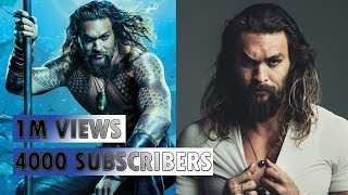 Jason Momoa - One Big Step To The Cloud | By Scorpa Submania
