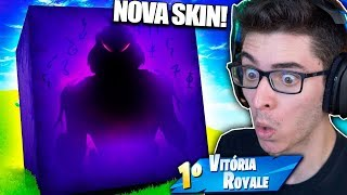 I BOUGHT THE NEW SKIN FROM THE ALIEN CUBE AND KILLED GENERAL! Fortnite: Battle Royale