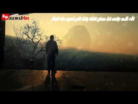 Từ Giã - Kiban ft EddyKey [ Video Lyric Kara ]
