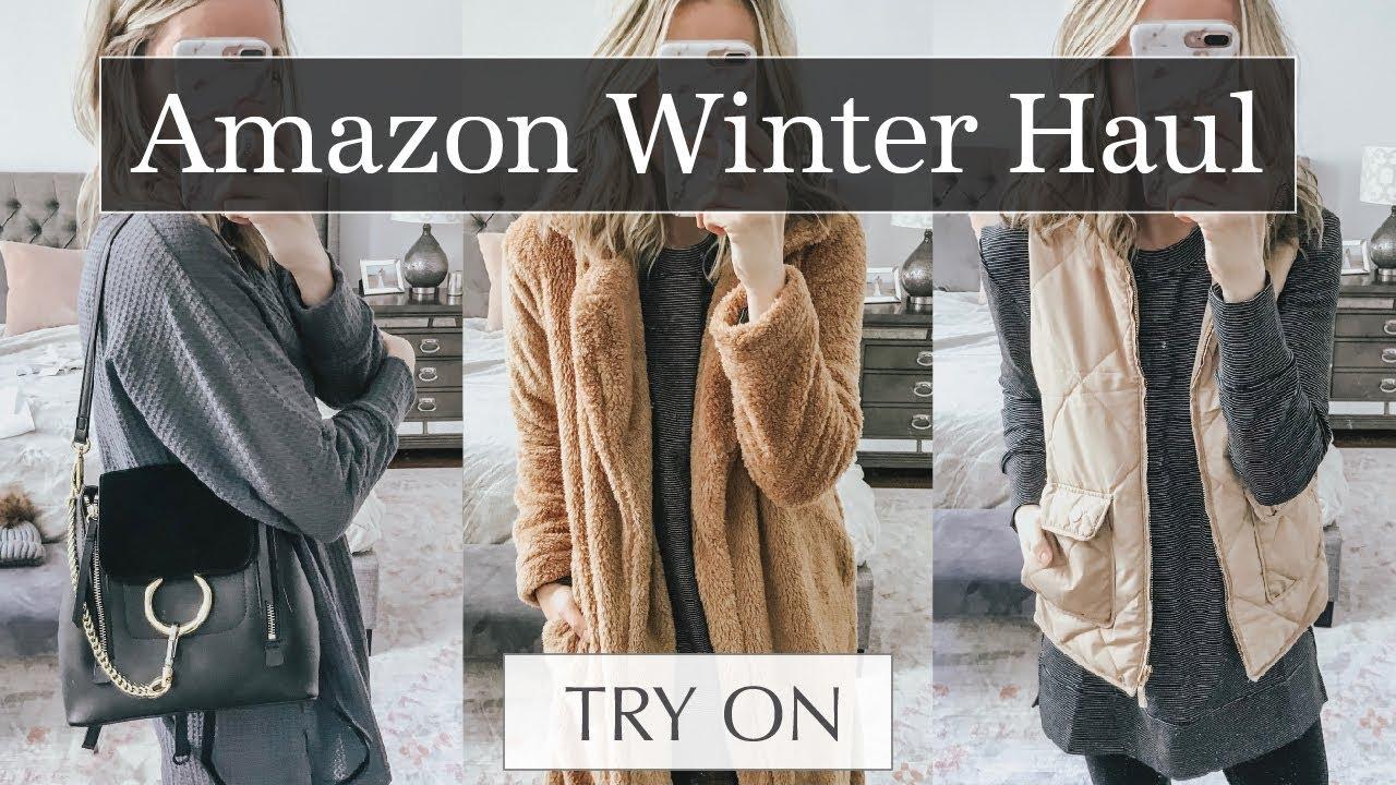 72e6131444c6 Amazon Winter Try On Haul December 2018