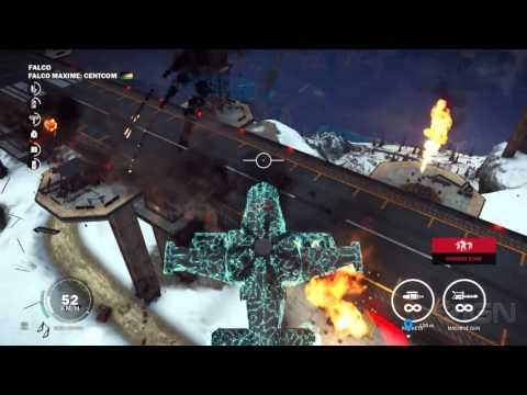 Just Cause 3 Walkthrough- How to Liberate Falco Maxime: Centcom