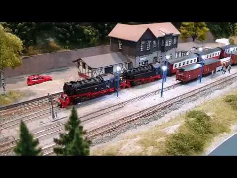 Die Modell-Hobby-Spiel Messe Leipzig 2019 Mit Gartenbahn,LGB,Piko,Trainline,Zimo,H0 Und Vielen Mehr