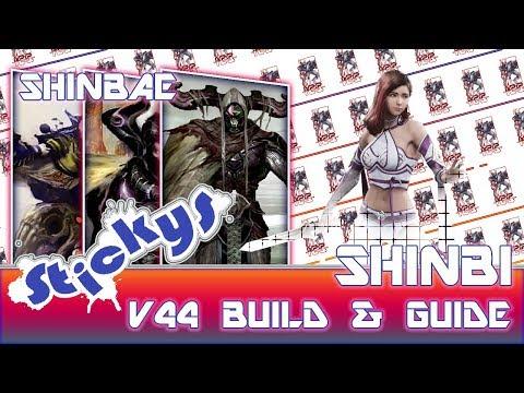 Paragon: V44 Shinbi Build and Guide #1 - Shinbae
