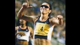 Ana Guevara domina los 400m: Golden League 2002 y 2003