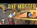 LEGENDARY AXE MASTER! - Realm Royale Gameplay