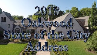 2018 Oakwood State of the City Address
