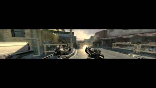CoD modern warfare 2 triple monitor(5760x1080) - The Hornet