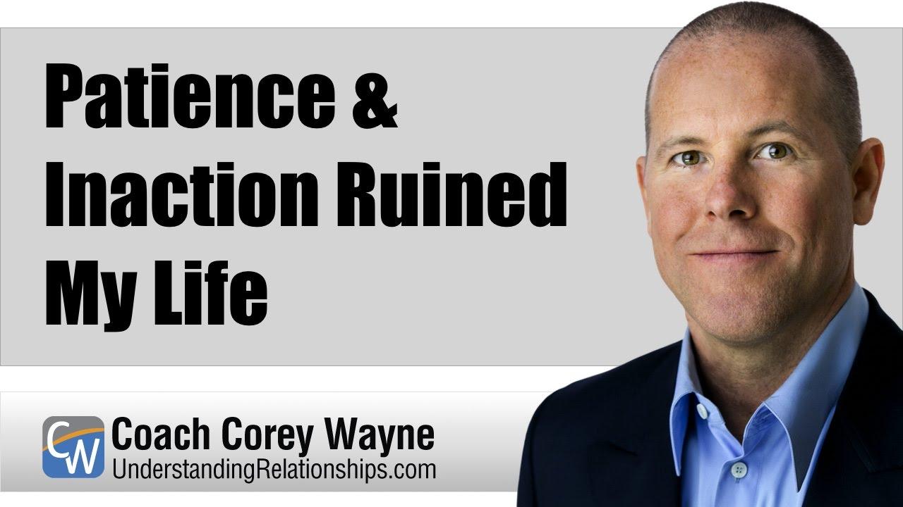 Corey wayne patience