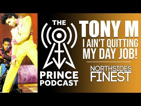 Tony M INTERVIEW - I Ain't Quitting My Day Job!