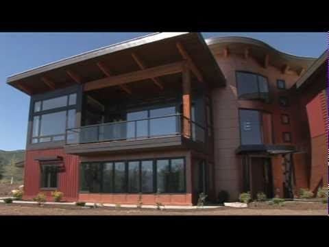 Eye On Design: Sun Gazing House (LEED Platinum)