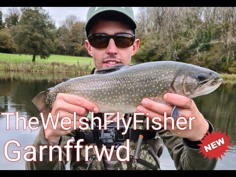 Fly Fishing Garnffrwd Trout Fishery