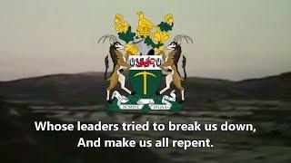 """""""Rhodesians Never Die!"""" - Rhodesian Patriotic Song"""