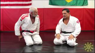 Gambar cover Wrist Lock from Closed Guard by Fabio Santos (BJJLIBRARY.COM)
