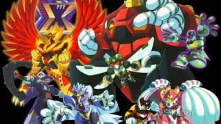 Mega Man X6 OST  T13  Boss